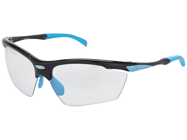 Rudy Project Agon Glasses Black Gloss/ImpactX Photochromic 2 Black